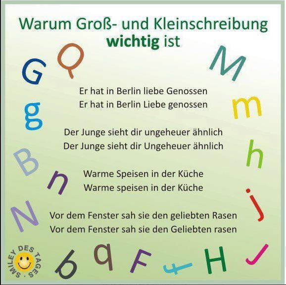 Hier spricht man Deutsch: Regeln zur Grou00dfschreibung